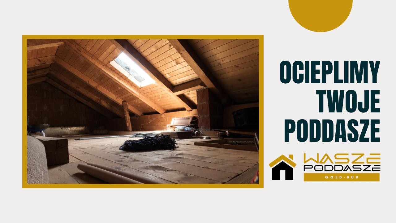 Czy wiesz, że około 30% ciepła ucieka przez dach?