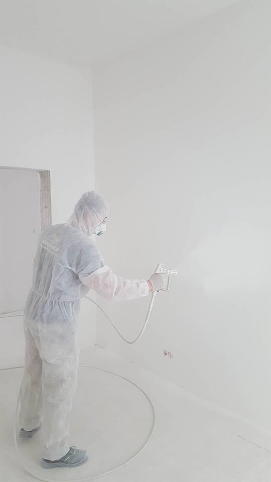 Malowanie natryskowe